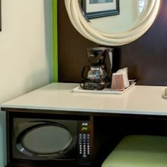 Отель Rodeway Inn Los Angeles ванная фото 2