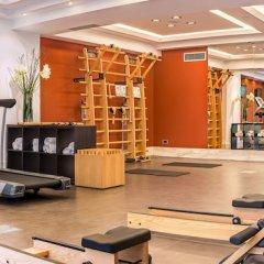 Отель Airotel Alexandros Афины фитнесс-зал фото 3