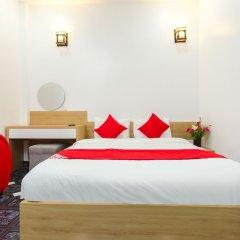 Отель OYO 889 Ha Vy Motel Ханой сейф в номере