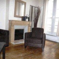 Апартаменты Bridgestreet Montparnasse Service Apartments Париж комната для гостей фото 3