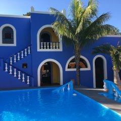 Отель Hacienda San Pedro Nohpat бассейн фото 3