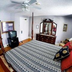 Отель Blue Gables Bed and Breakfast комната для гостей фото 5