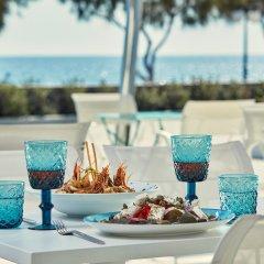 Aqua Blue Hotel питание фото 3