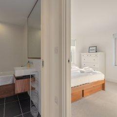 Отель 2 Bedroom Apartment Near Finsbury Park Великобритания, Лондон - отзывы, цены и фото номеров - забронировать отель 2 Bedroom Apartment Near Finsbury Park онлайн ванная