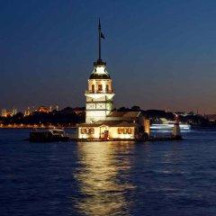 Отель Mercure Istanbul Altunizade пляж