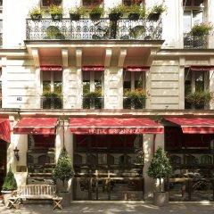 Отель BRITANNIQUE Париж питание