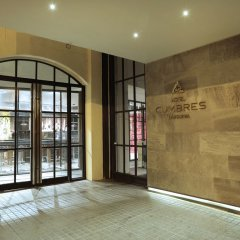 Hotel Cumbres Lastarria интерьер отеля фото 3