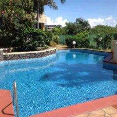 Отель Studio Maru Here Французская Полинезия, Папеэте - отзывы, цены и фото номеров - забронировать отель Studio Maru Here онлайн бассейн