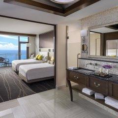 Отель Dusit Thani Guam Resort США, Тамунинг - 1 отзыв об отеле, цены и фото номеров - забронировать отель Dusit Thani Guam Resort онлайн ванная фото 2