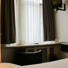Отель Hôtel Van Belle 3* Стандартный номер с двуспальной кроватью фото 10