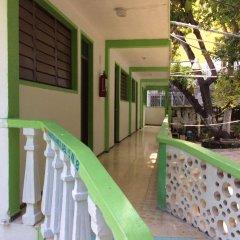 Hotel Montemar балкон