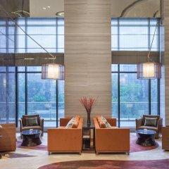 Отель Holiday Inn Shanghai Hongqiao интерьер отеля