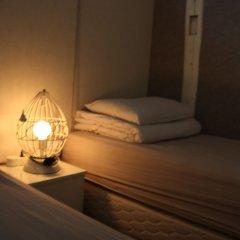 Отель The Present Guesthouse Южная Корея, Сеул - отзывы, цены и фото номеров - забронировать отель The Present Guesthouse онлайн комната для гостей фото 2
