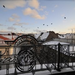 Гостиница Нобилис Украина, Львов - 8 отзывов об отеле, цены и фото номеров - забронировать гостиницу Нобилис онлайн балкон