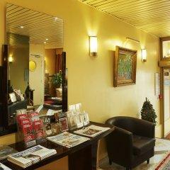Отель POUSSIN Париж интерьер отеля фото 2