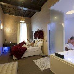 Отель Irooms Jacuzzi Suites Италия, Рим - отзывы, цены и фото номеров - забронировать отель Irooms Jacuzzi Suites онлайн комната для гостей