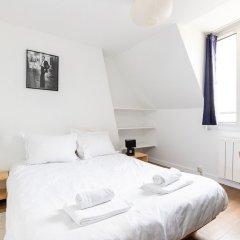 Апартаменты Odéon - Saint Germain Apartment комната для гостей фото 5