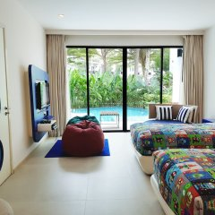 Отель Holiday Inn Resort Phuket Mai Khao Beach комната для гостей фото 3