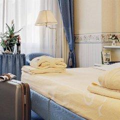Отель Terme Bristol Buja Италия, Абано-Терме - 2 отзыва об отеле, цены и фото номеров - забронировать отель Terme Bristol Buja онлайн комната для гостей фото 2