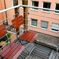Отель Steichele Hotel & Weinrestaurant Германия, Нюрнберг - отзывы, цены и фото номеров - забронировать отель Steichele Hotel & Weinrestaurant онлайн балкон