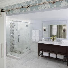 Отель The Graham Washington DC Georgetown, Tapestry Collection by Hilton ванная