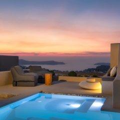 Отель Halcyon Days Suites Греция, Остров Санторини - отзывы, цены и фото номеров - забронировать отель Halcyon Days Suites онлайн бассейн фото 3