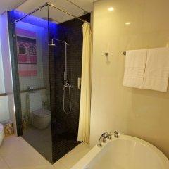 Отель The Kee Resort & Spa 4* Стандартный номер с различными типами кроватей фото 17