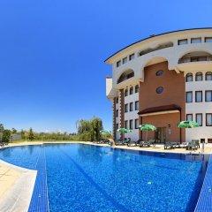 Отель Sunrise Club Apart Hotel Болгария, Равда - отзывы, цены и фото номеров - забронировать отель Sunrise Club Apart Hotel онлайн бассейн фото 3