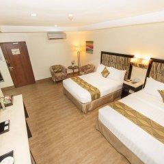 Отель Diamond Suites And Residences Филиппины, Лапу-Лапу - 1 отзыв об отеле, цены и фото номеров - забронировать отель Diamond Suites And Residences онлайн сейф в номере