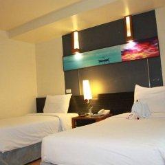 Отель Sunshine Hotel And Residences Таиланд, Паттайя - 7 отзывов об отеле, цены и фото номеров - забронировать отель Sunshine Hotel And Residences онлайн комната для гостей фото 5