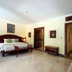 Отель The Grand Bali Nusa Dua Индонезия, Бали - 5 отзывов об отеле, цены и фото номеров - забронировать отель The Grand Bali Nusa Dua онлайн комната для гостей фото 5