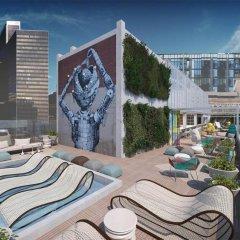 Отель The Wayfarer США, Лос-Анджелес - 1 отзыв об отеле, цены и фото номеров - забронировать отель The Wayfarer онлайн бассейн фото 2