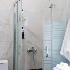 Отель Tiepolo Galleria Palatina Греция, Салоники - отзывы, цены и фото номеров - забронировать отель Tiepolo Galleria Palatina онлайн ванная