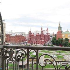 Гостиница Националь Москва балкон