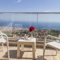Rezone Health & Oxygen Hotel Турция, Алтынолук - отзывы, цены и фото номеров - забронировать отель Rezone Health & Oxygen Hotel онлайн балкон