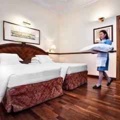 Отель Worldhotel Cristoforo Colombo Милан комната для гостей фото 2