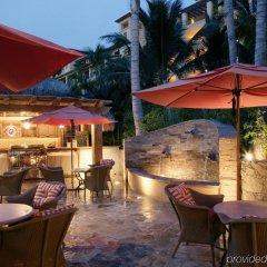 Отель Hacienda Beach Club & Residences Золотая зона Марина гостиничный бар