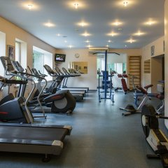 Amber Spa Boutique Hotel фитнесс-зал