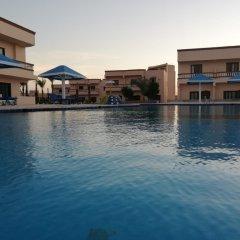 Отель Bella Rose Aqua Park Beach Resort бассейн фото 3