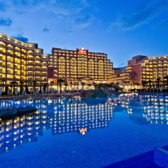 Отель DIT Majestic Beach Resort бассейн