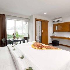 Отель Patong Bay Residence R07 комната для гостей