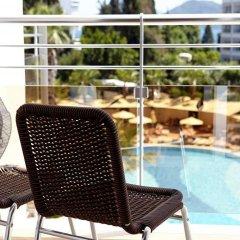 Отель SunConnect Grand Ideal Premium - All Inclusive балкон