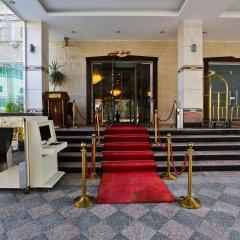 Отель Al Thuraya Hotel Amman Иордания, Амман - отзывы, цены и фото номеров - забронировать отель Al Thuraya Hotel Amman онлайн интерьер отеля фото 3