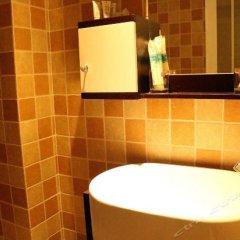 Отель yijiajiudian ванная фото 2