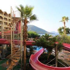 Golmar Beach Турция, Мармарис - отзывы, цены и фото номеров - забронировать отель Golmar Beach онлайн бассейн фото 2