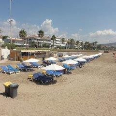 Hotel Sitges пляж фото 2