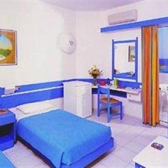 Отель Rhodes Beach Греция, Родос - отзывы, цены и фото номеров - забронировать отель Rhodes Beach онлайн комната для гостей