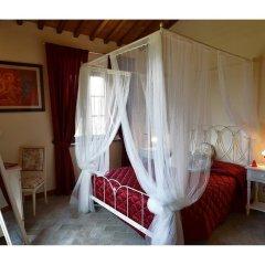 Отель Antico Casale Италия, Сан-Джиминьяно - отзывы, цены и фото номеров - забронировать отель Antico Casale онлайн балкон