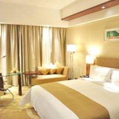 Отель Cinese Hotel Dongguan Китай, Дунгуань - 1 отзыв об отеле, цены и фото номеров - забронировать отель Cinese Hotel Dongguan онлайн комната для гостей фото 2