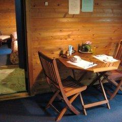 Отель Pension Blue Хакуба удобства в номере